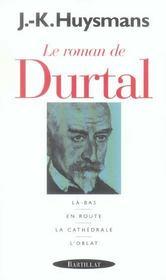 Roman de durtal - Intérieur - Format classique