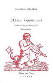 L'Oiseau A Quatre Ailes - Fr/Turc - Couverture - Format classique
