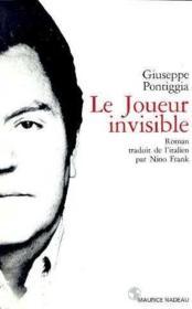 Le joueur invisible - Couverture - Format classique
