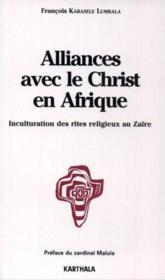 Alliances avec le Christ en Afrique - Couverture - Format classique