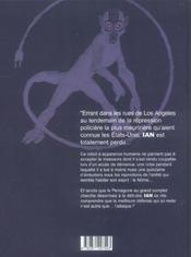 Ian T.3 ; Blitzkrieg - 4ème de couverture - Format classique
