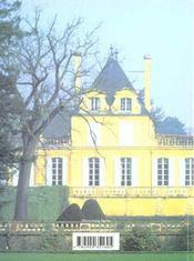 La douceur des lumieres : noblesse et art de vivre en guyenne au 18eme siecle - 4ème de couverture - Format classique