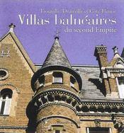 Villas balnéaires du second empire - Intérieur - Format classique