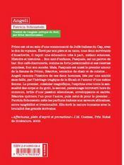 Angeli - 4ème de couverture - Format classique