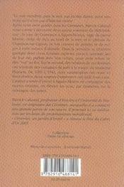 La tour de Constance et le Chambon-sur-Lignon, l'oubli et le royaume - 4ème de couverture - Format classique