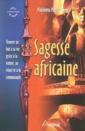 Sagesse africaine - trouver un but (édition 2005) - Intérieur - Format classique
