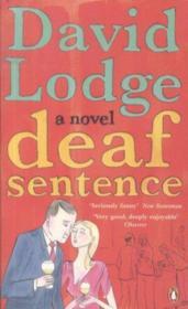 Deaf Sentence - Couverture - Format classique