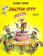 Lucky Luke t.3 ; Dalton city - Couverture - Format classique