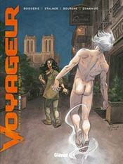 Voyageur ; présent t.1 - Couverture - Format classique