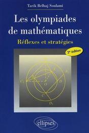 Olympiades de mathématiques ; réflexes et stratégies - Intérieur - Format classique