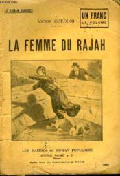 La Femme Du Rajah. - Couverture - Format classique