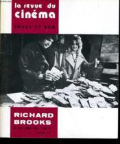 Revue De Cinema - Image Et Son N° 261 - Richard Brooks - Couverture - Format classique