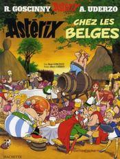 Astérix T.24 ; Astérix chez les belges - Intérieur - Format classique