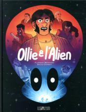 Ollie et l'alien - Couverture - Format classique