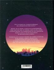 Ollie et l'alien - 4ème de couverture - Format classique