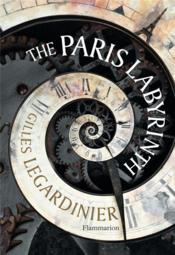 The Paris labyrinth - Couverture - Format classique