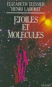 Étoiles et molécules - Couverture - Format classique