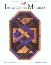 Imitation Des Marbres - Intérieur - Format classique