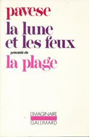 La Lune Et Les Feux / La Plage - Couverture - Format classique
