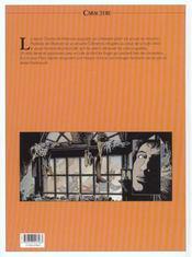 Le fer et le feu t.2 ; samson - 4ème de couverture - Format classique