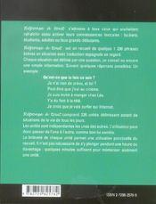 Reponse A Tout Espagnol - 4ème de couverture - Format classique
