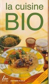 La cuisine bio - Intérieur - Format classique
