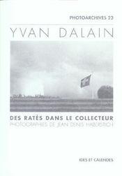 Yvan Dalain - Des Rates Dans Le Collecteur - Intérieur - Format classique