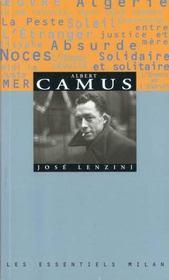 Albert camus - Intérieur - Format classique