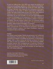 Viollet-le duc ou les delires du systeme - 4ème de couverture - Format classique