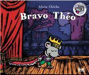 Bravo Théo ! - Couverture - Format classique