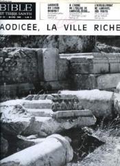 Bible Et Terre Sainte, N° 81, Mars 1966 - Couverture - Format classique