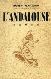 L'Andalouse - Couverture - Format classique