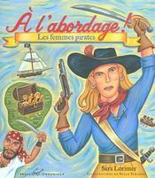 A L'Abordage ; Les Femmes Pirates - Intérieur - Format classique