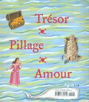 A L'Abordage ; Les Femmes Pirates - 4ème de couverture - Format classique