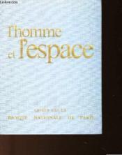 L'Homme Et L'Espace - Couverture - Format classique