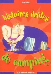 Histoires Droles De Camping - Intérieur - Format classique