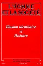 Illusion identitaire et Histoire - Couverture - Format classique