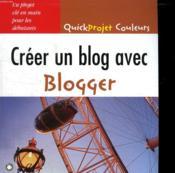 Creer un blog avec blogger - Couverture - Format classique