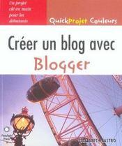 Creer un blog avec blogger - Intérieur - Format classique