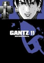 Gantz T.11 - Couverture - Format classique