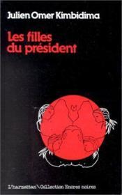 Les filles du président - Couverture - Format classique
