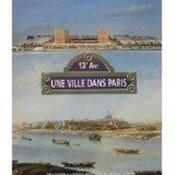 Une Ville Dans Paris - Couverture - Format classique