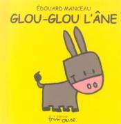 Glou-glou l'âne - Couverture - Format classique