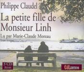 La petite fille de Monsieur Linh - Couverture - Format classique