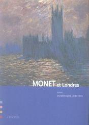 Monet et Londres - Intérieur - Format classique