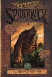 Au-delà du monde de Spiderwick cycle II t.2 - Couverture - Format classique