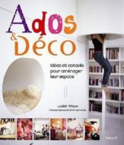 Ados et déco - Couverture - Format classique