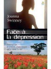 Face à la dépression - Couverture - Format classique