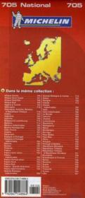 Europe (édition 2010) - 4ème de couverture - Format classique