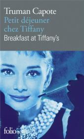 Petit déjeuner chez Tiffany ; breakfast at Tiffany's - Couverture - Format classique